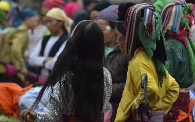 Le Festival du marché de l'amour de Khâu Vai