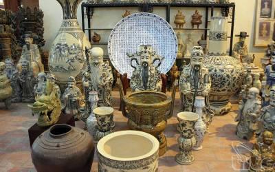 Chu Dâu, le berceau de la poterie du Vietnam