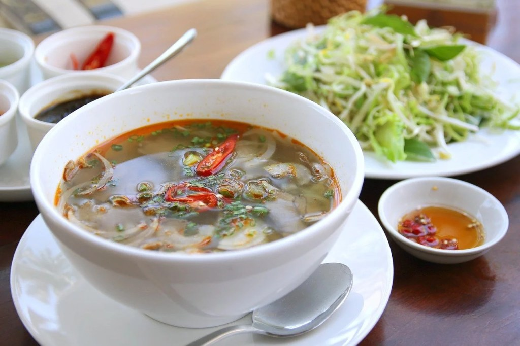Vermicelle, Vietnam