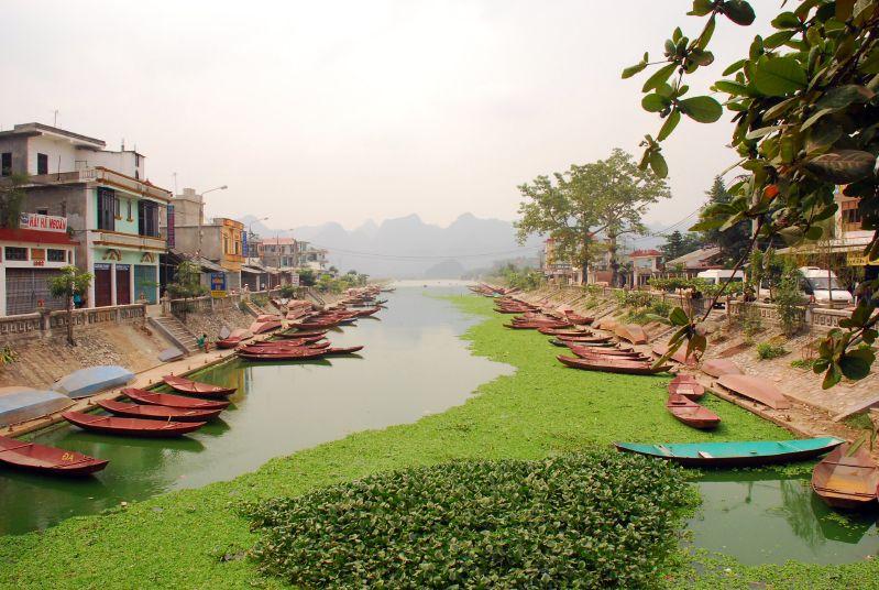 Rivière de la Pagode des Parfums, Vietnam