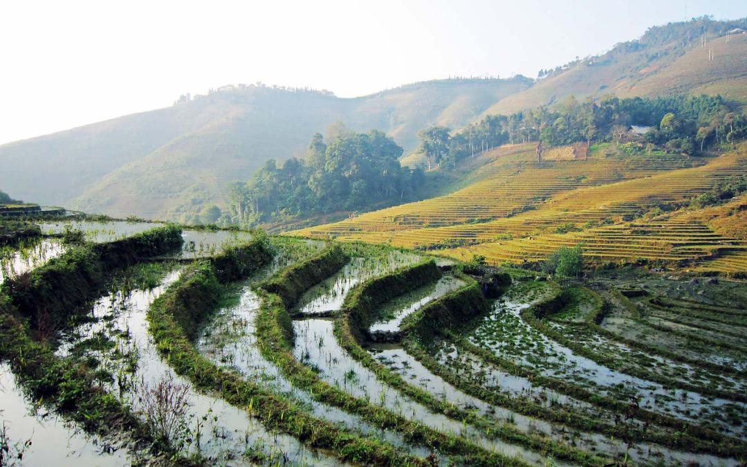 La route des photographes dans le Nord Vietnam