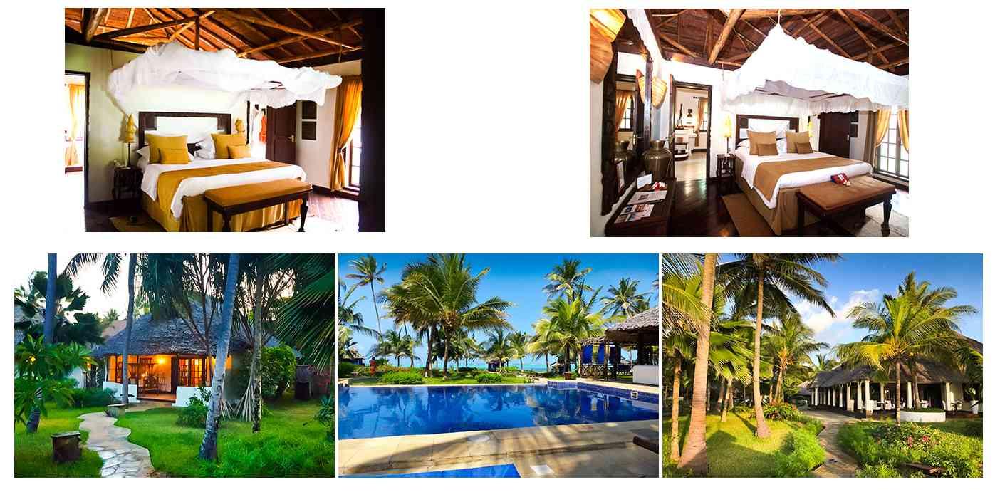 The Palms Hôtels côte ESt et Hôtels côte Nord de Zanzibar