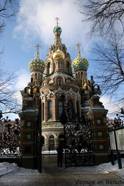 Formalités visa d'entrée en Russie Saint Petersbourg par voyage en beauté