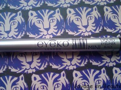 Eyeliner Eyeko Birchbox Princesse-TamTam Février 2014