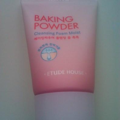 Baking powder Etude House roserosebox korean cosmetics voyage en beauté
