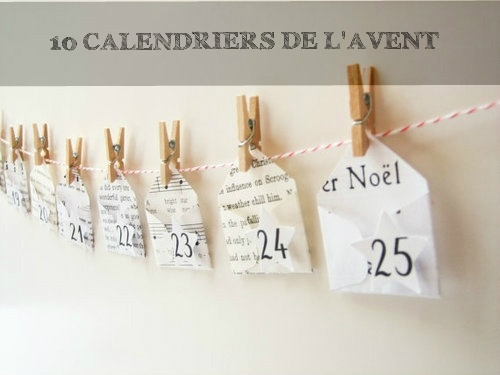les 10 calendriers de l 39 avent qui me font craquer voyage en beaut. Black Bedroom Furniture Sets. Home Design Ideas