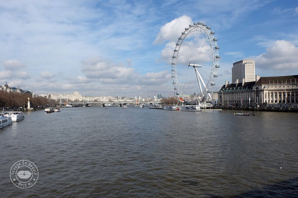 london eye londres attraction