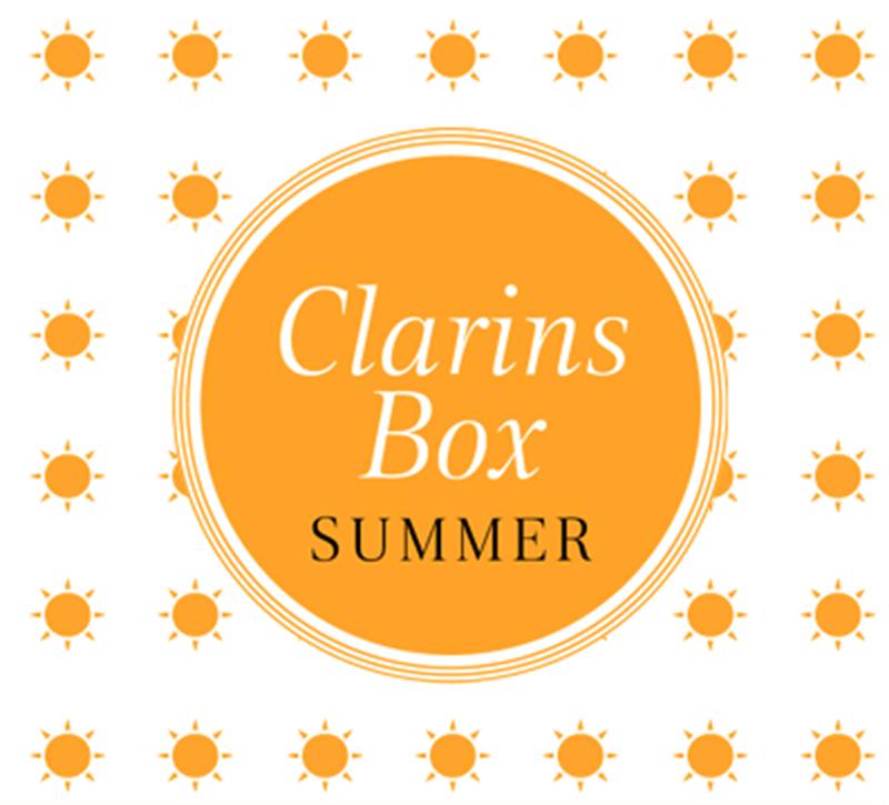 Summer-box-Clarins-contenu-spolier-avis-ete-2015