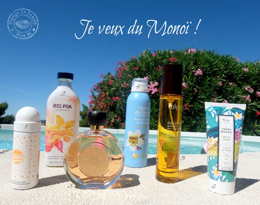 selection-produits-soins-parfums-monoi-tiare-ete