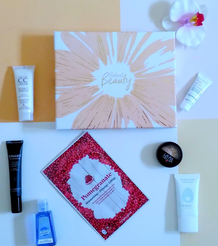 lookfantastic-box-avril-2017-natural-beauty-contenu-spoiler-promo