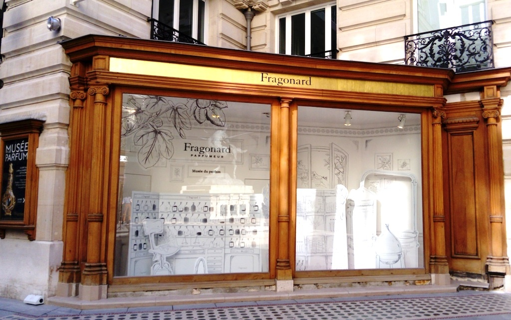 J ai cr ma cologne l 39 atelier apprenti parfumeur de fragonard voya - Fragonard paris boutique ...