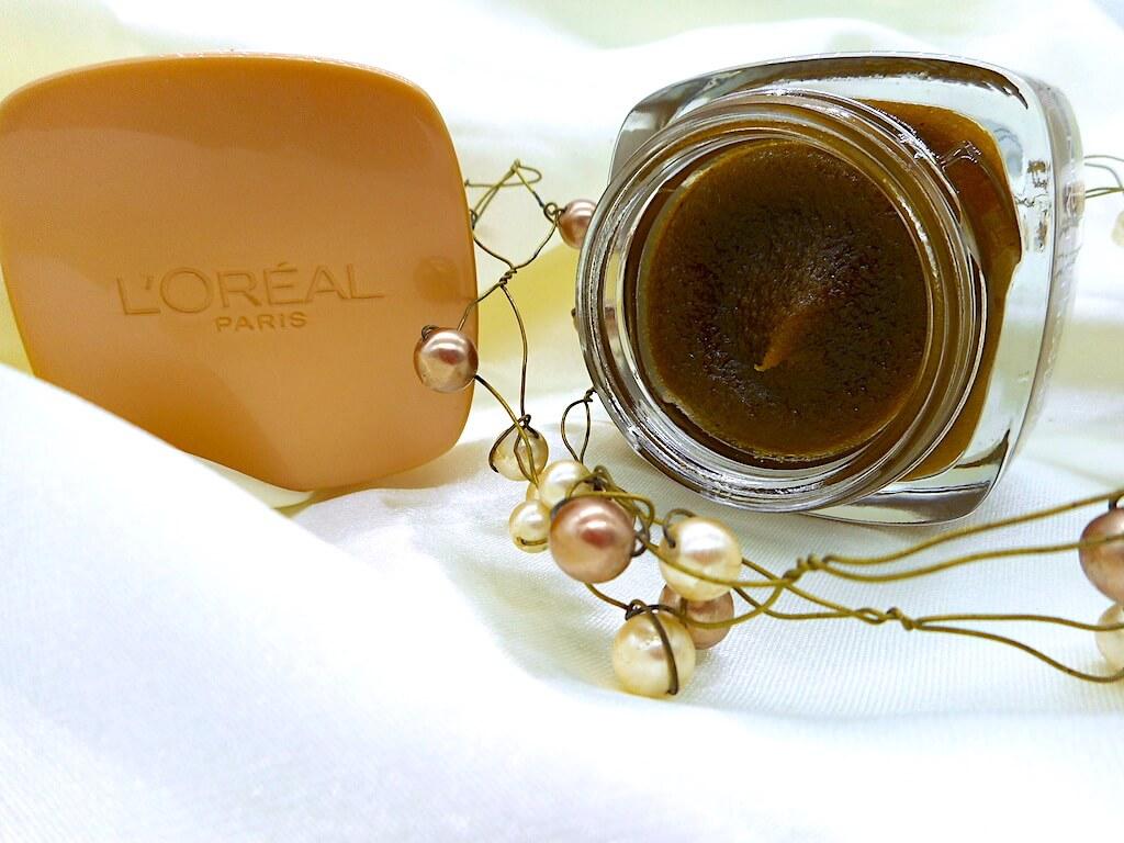 Avis test gommage éclat sucres de soin L'Oréal Paris