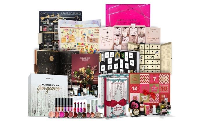 calendrier de noel 2018 beauté Mieux que le chocolat : Les calendriers de l'Avent Beauté 2018  calendrier de noel 2018 beauté