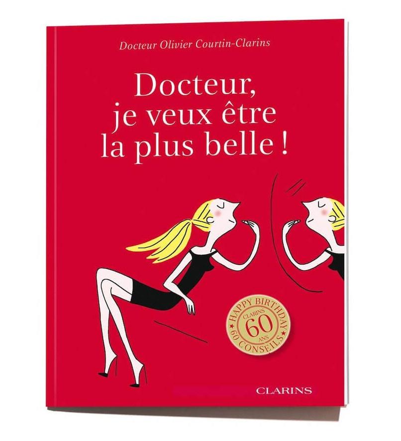docteur-je-veux-etre-belle-clarins-livre-idee-cadeau-noel