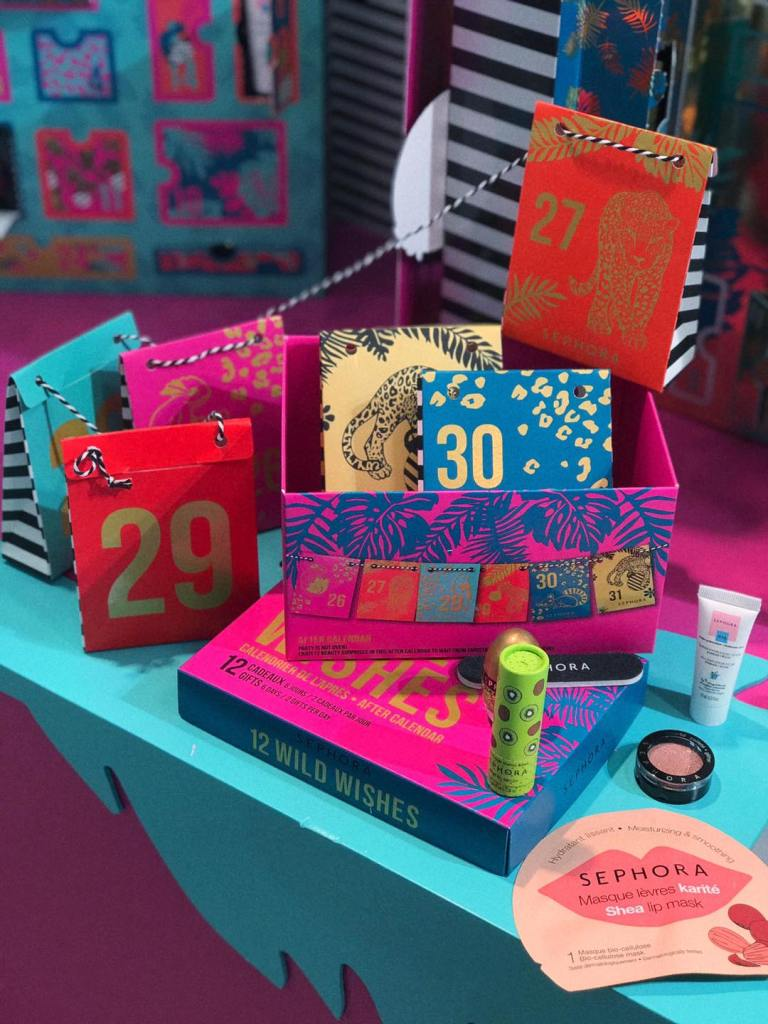 Calendrier de l'Avent Sephora 2020 12 jours : avis, contenu, code promo !