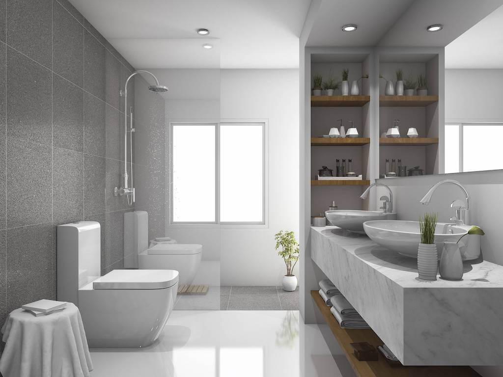 Le minimalisme dans notre salle de bain - Voyage en beauté