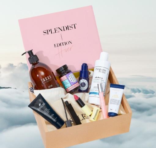 La box splendist Blissim Hiver 2020