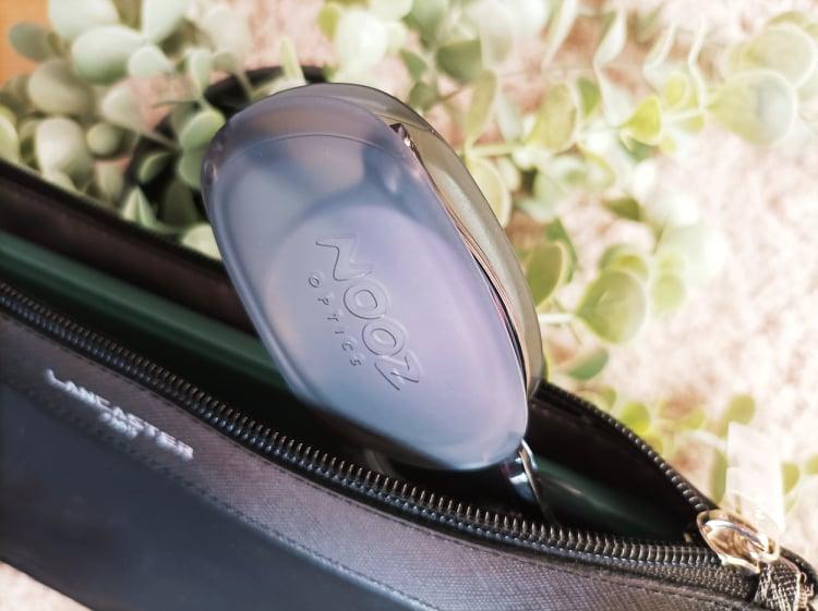 Avis test lunettes de lecture lumière bleue Nooz Optics