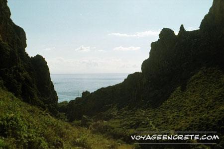Randonnées en Crète : Les Gorges d'Aradéna
