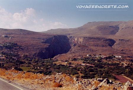 Randonnées en Crète : la valée des morts