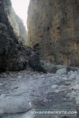 Randonnées en Crète : Les Gorges de Samaria