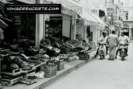 Sitia en Crète