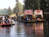 Xochimilco - la Venise à la mexicaine