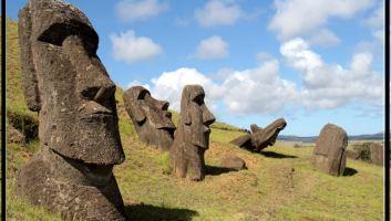 Voyage sur l'île de Pâques