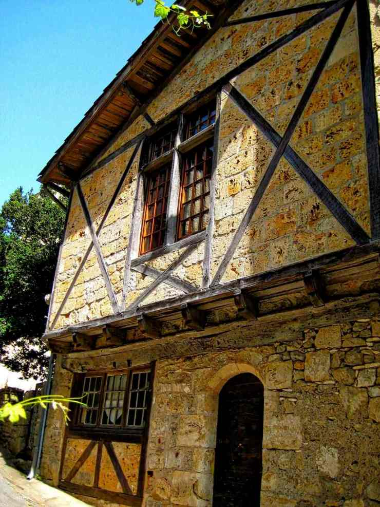 House Saint Cirq Lapopie