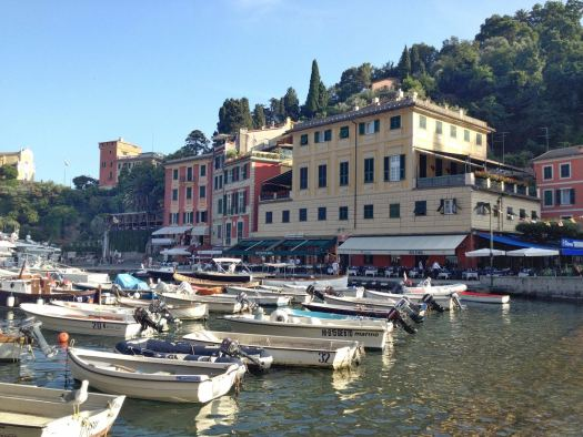 portofino-harbour