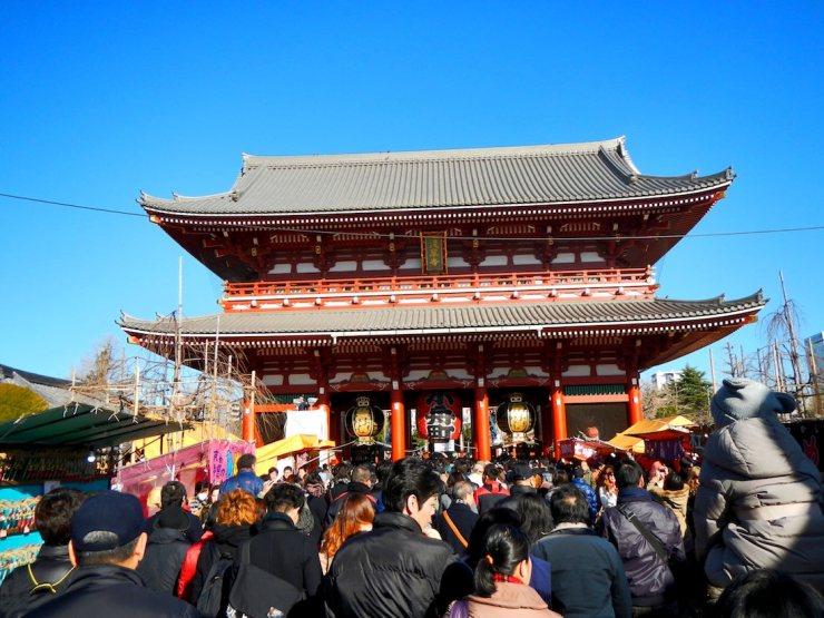 Sensoji-buddhist-temple-asakusa