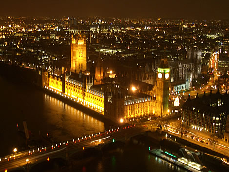 Londres nocturna
