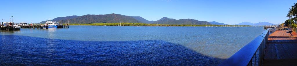 Cairns, Australia - Taken by Diann Corbett, 09/2014.
