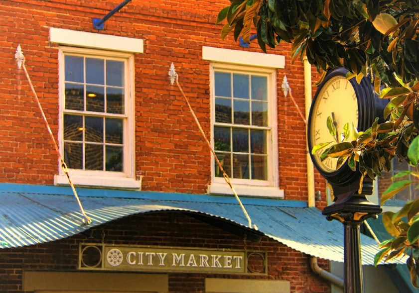 City Market, Savannah, Georgia, Taken by Diann Corbett, 05/2012.
