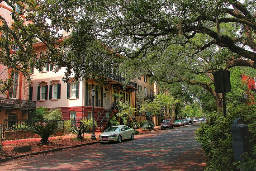Savannah, Georgia, Taken by Diann Corbett, 05/2012.