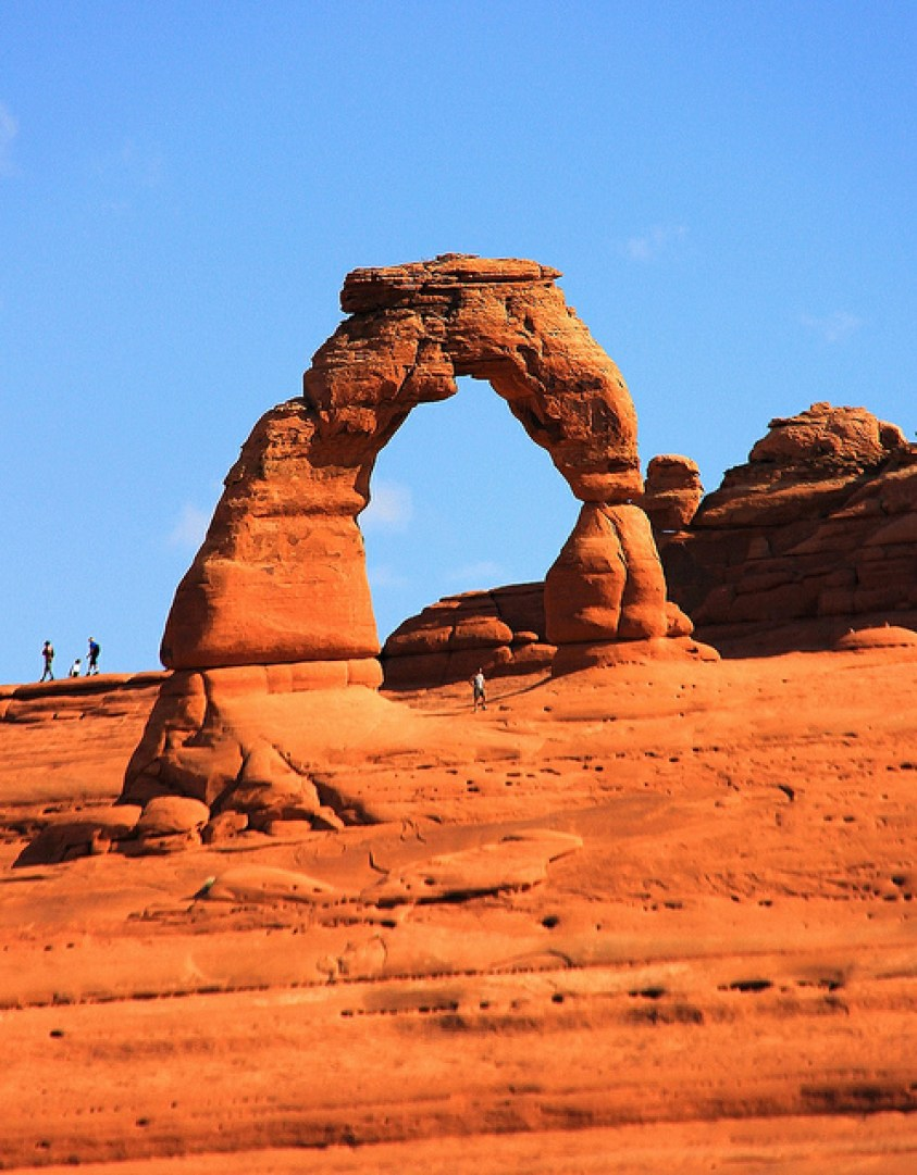 Delicate Arch, Arches National Park, Utah - Taken by Diann Corbett, 05/2013.