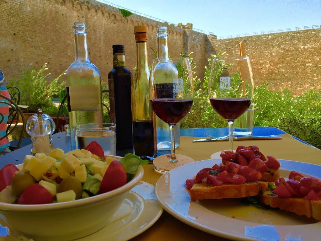 Wine Tasting, Montalcino, Italy - Taken by Diann Corbett, 09/2015.