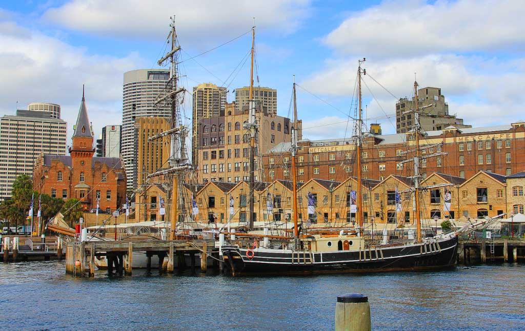 The Rocks, Sydney Australia - Taken by Diann, 09/2014.