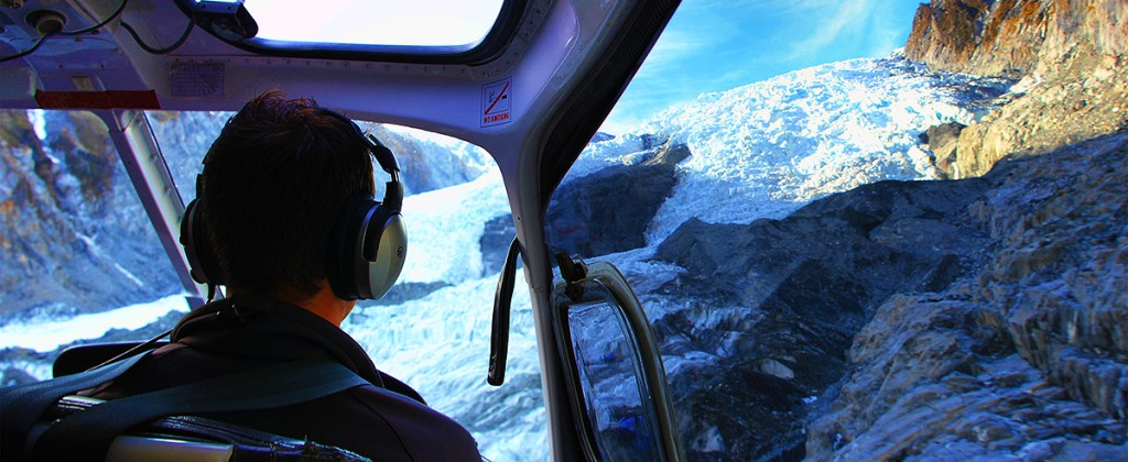 Franz Josef Glacier Guides, South Island, New Zealand - Taken by Diann Corbett, 09/2014.