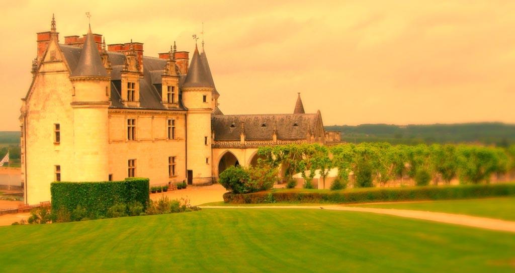 Chateau d'Amboise, Loire Valley, France - Taken by Diann Corbett, 05/2009