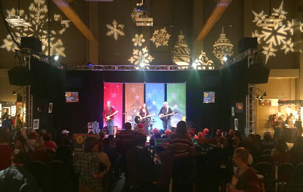 Armadillo Christmas Bazaar, Austin, TX - taken by Diann Corbett, 12/2015.