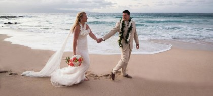 Tim & Diann, Maui Wedding