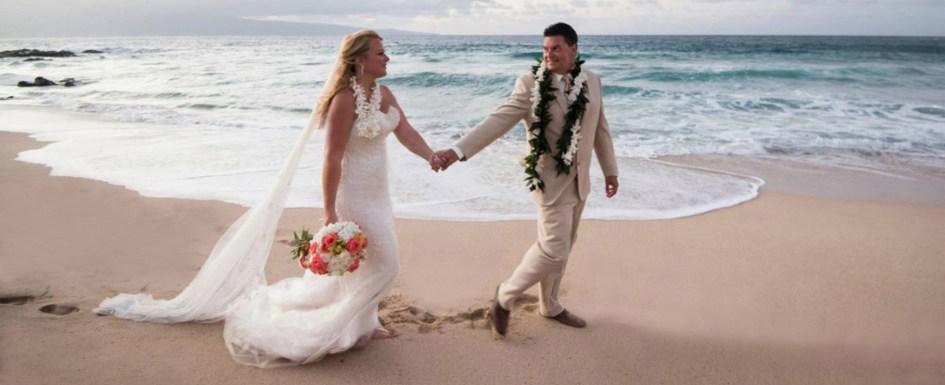 Tim & Diann, Maui Wedding