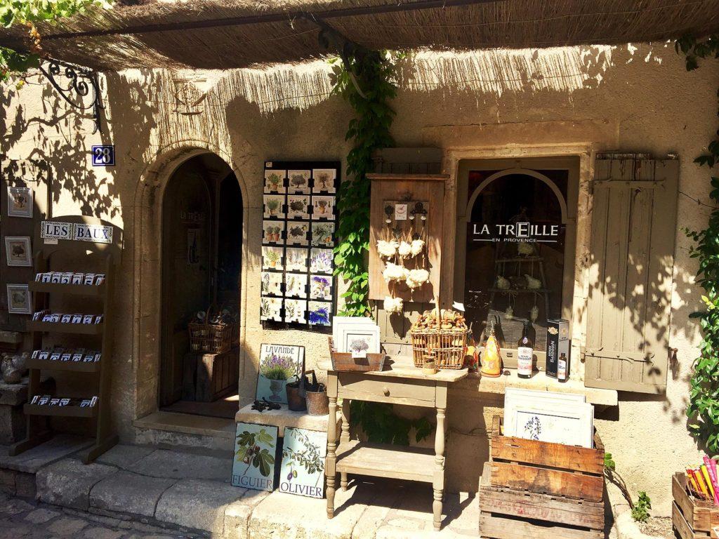 Provencal Store, Les Baux de Provence