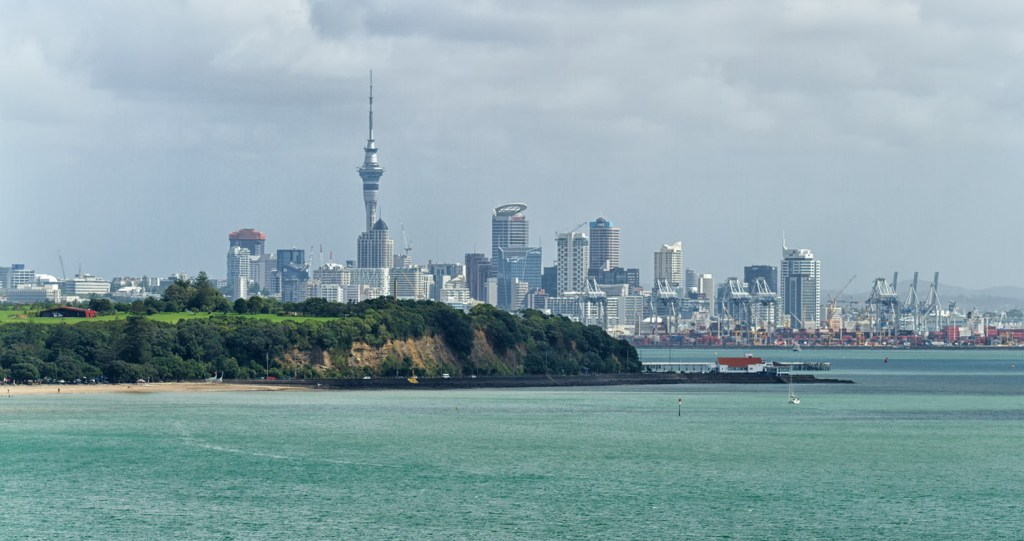 Auckland - Mission Bay