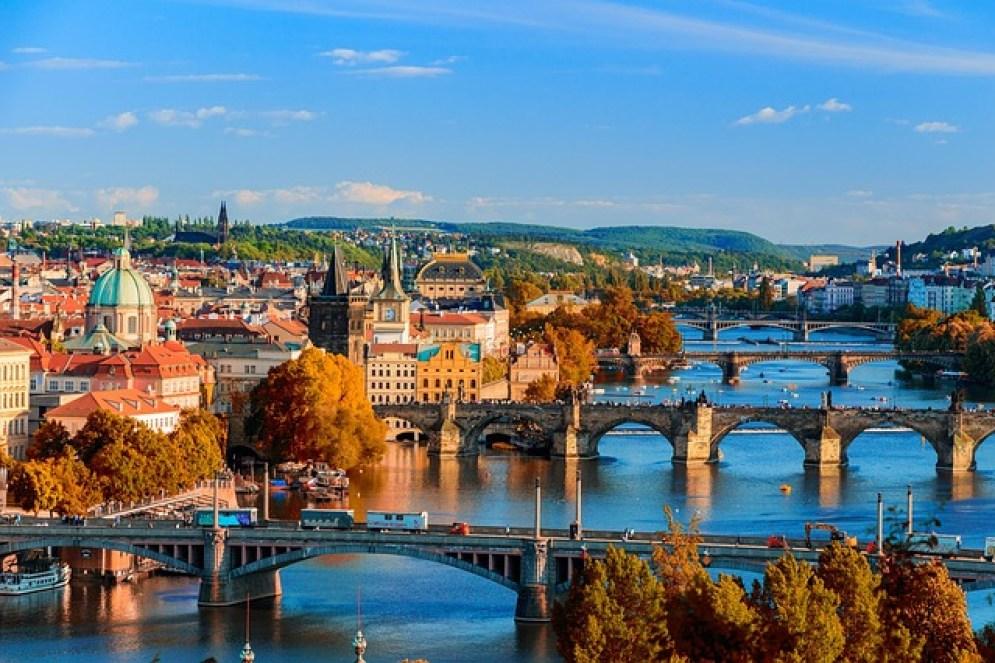 horloge à Prague