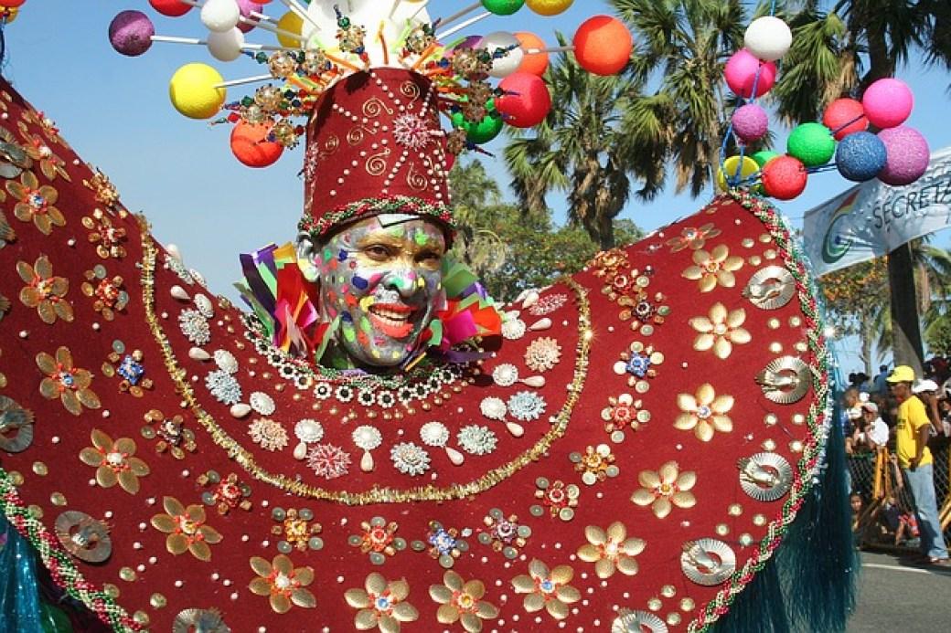 carnaval en République Dominicaine