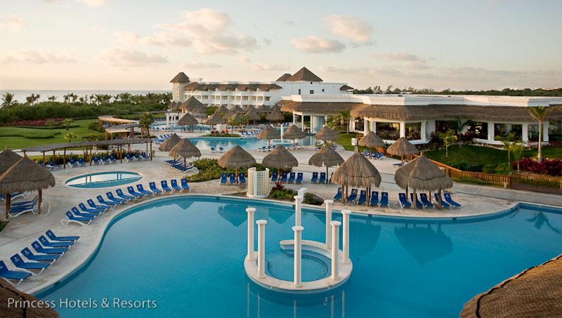 Grand Riviera Princess All Suites Riviera Maya Mexico