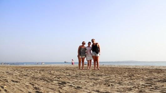 Me, Maria and Luli