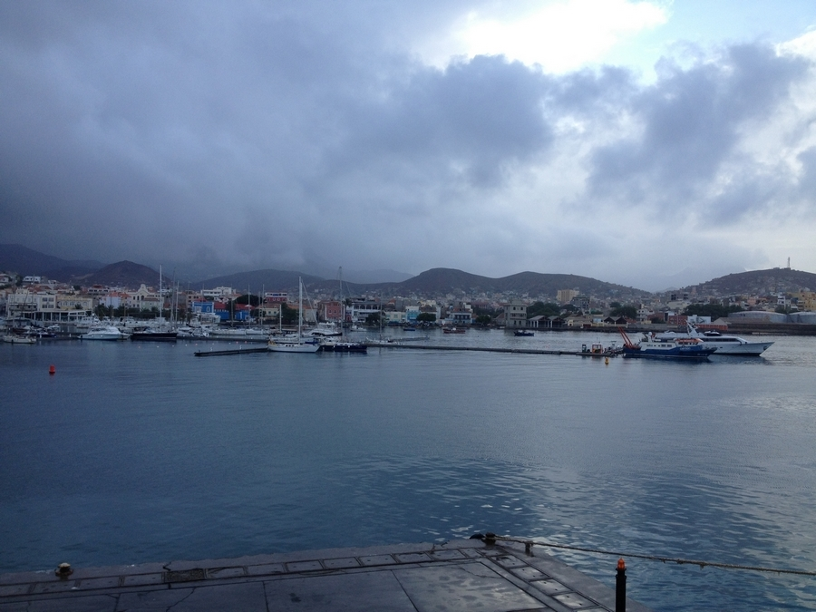 Port de Mindelo - São Vicente, Cap-Vert